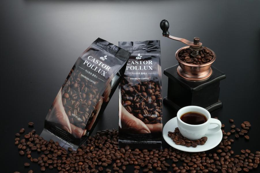 Кофе зерновой Castor Pollux