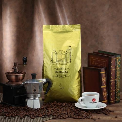 Кофе зерновой Mano Espresso